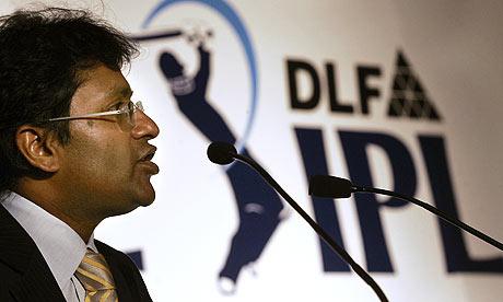 IPL Supremo : Lalit Modi