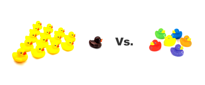 Influencers vs. Advocates