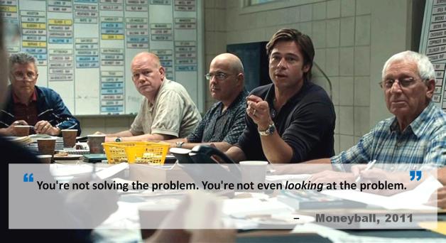 Moneyball Analytics